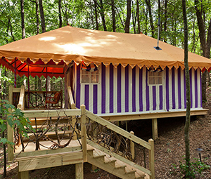 GLAMPING TENT SUPPLIERS