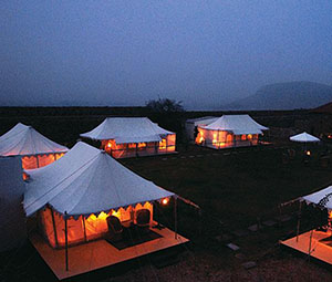 LUXURY TENT SUPPLIER