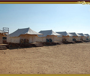 RESORT TENT SUPPLIER
